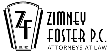 Zimney Foster P.C. Attorneys at Law